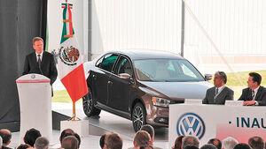 VW Mexiko Jochem Heizmann