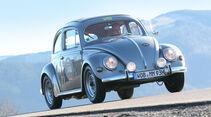 VW Mille-Miglia-Käfer, Frontansicht