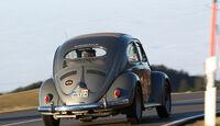 VW Mille-Miglia-Käfer, Heckansicht
