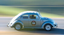 VW Mille-Miglia-Käfer, Seitenansicht