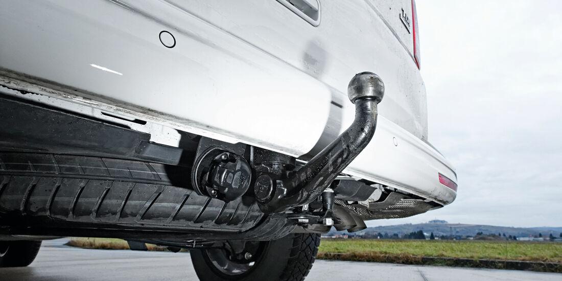 VW Multivan 2.0 BiTDI, Anhängerkupplung