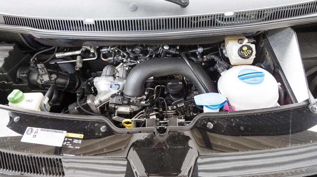 VW Multivan 2.0 BiTDI BMT, Motor
