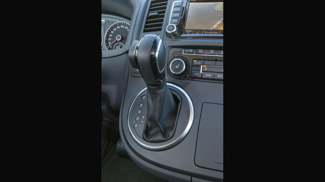 VW Multivan 2.0 BiTDI, Schalthebel