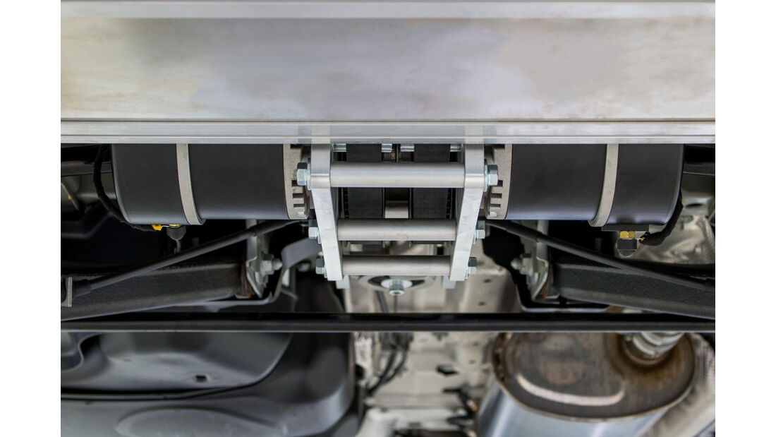 VW Multivan 2.0 T6 by MTM auf dem Genfer Autosalon