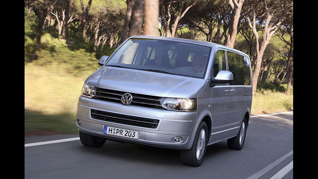 VW Multivan 2.0 TDI