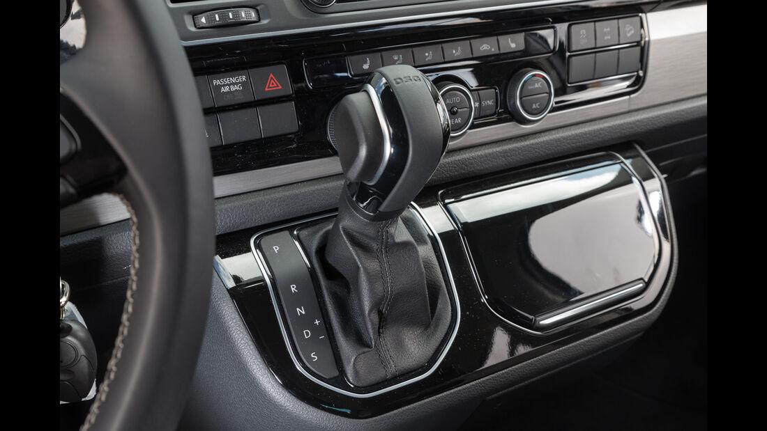 VW Multivan 2.0 TDI 4Motion, Schalthebel