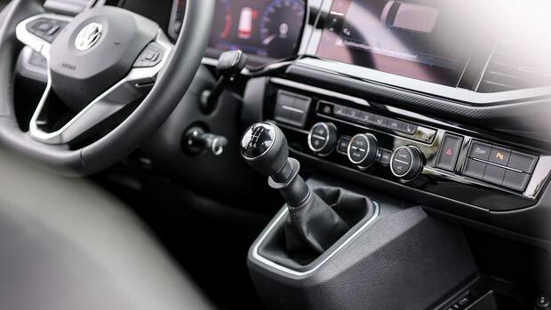VW Multivan 2.0 TDI Generation 6, Interieur