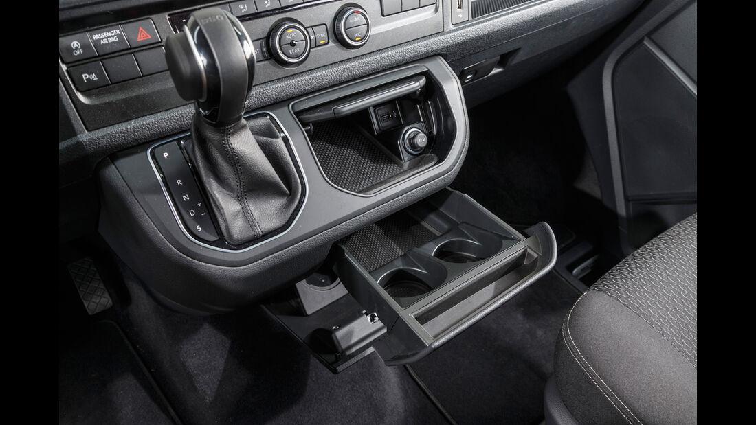 VW Multivan 2.0 TDI, Schalthebel