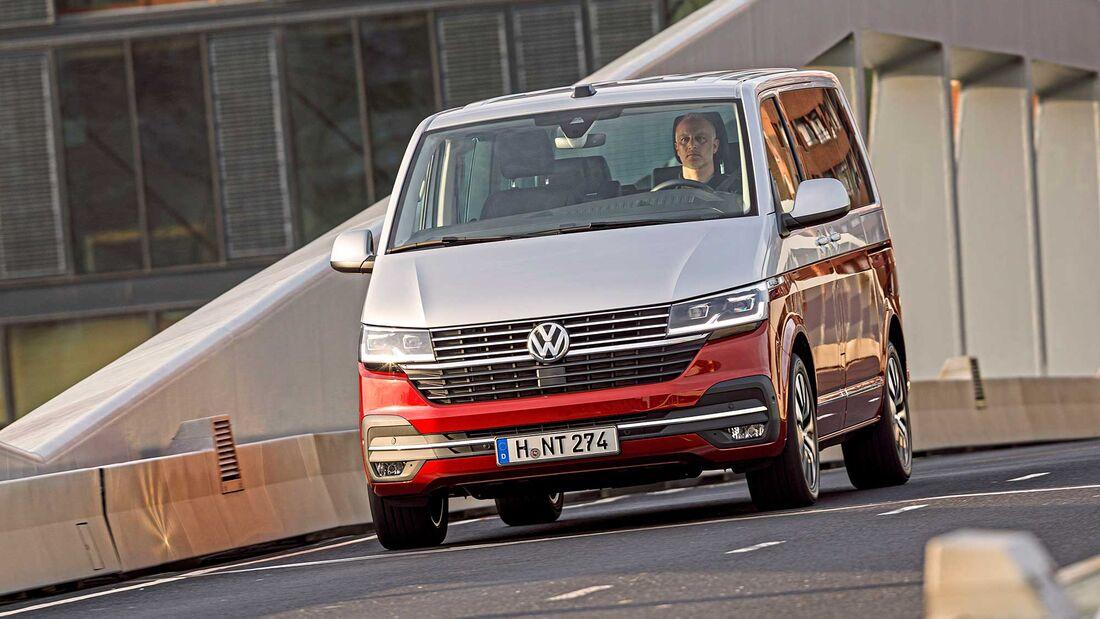 VW Multivan 6.1 (2019)