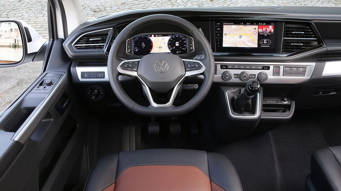 VW Multivan 6.1 Pan-Americana