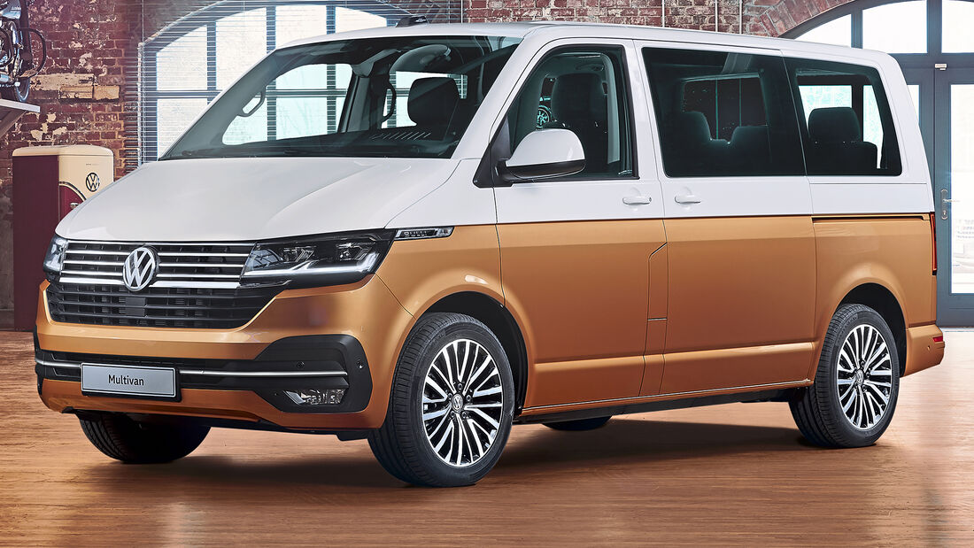 VW Multivan, Best Cars 2020, Kategorie L Vans