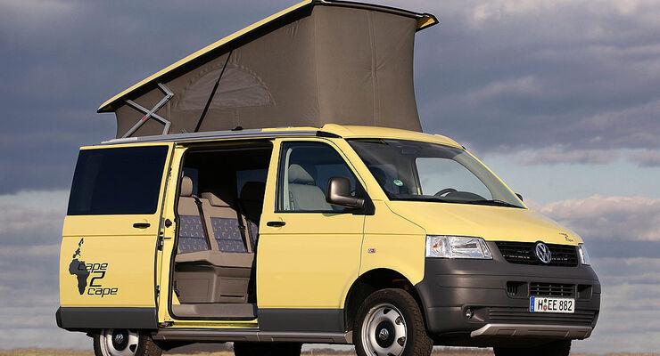 VW Multivan Cape2Cape