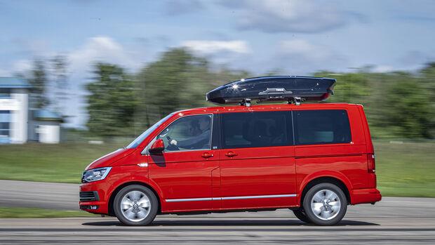 VW Multivan, Exterieur