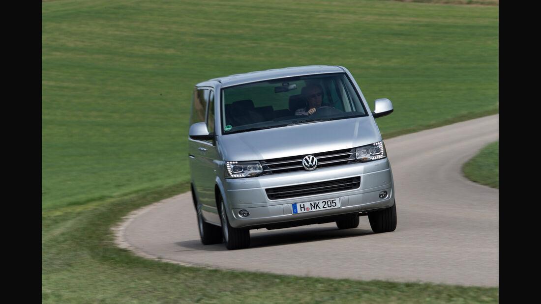 VW Multivan, Frontansicht