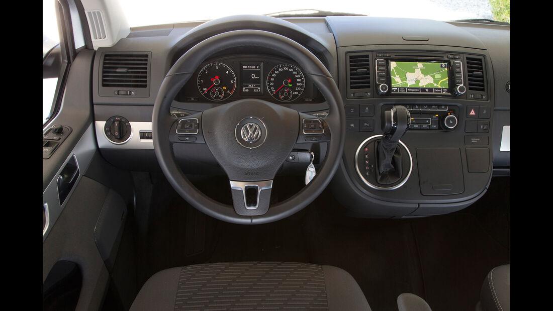 VW Multivan, Lenkrad
