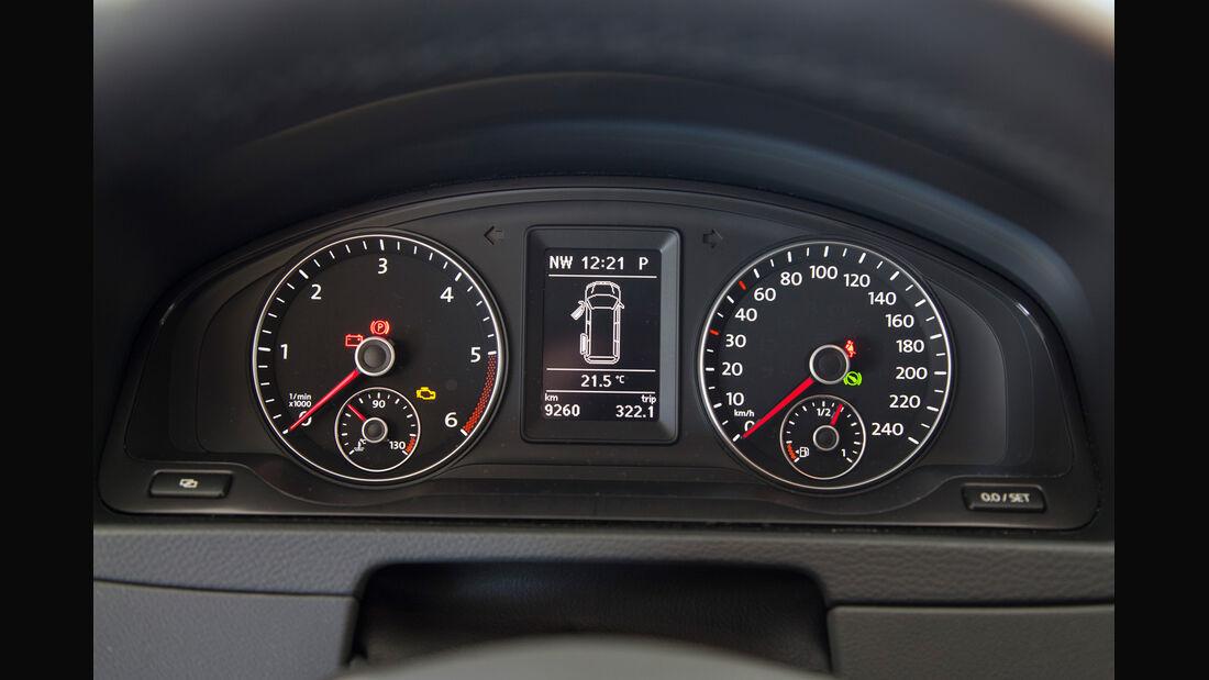 VW Multivan, Rundelemente