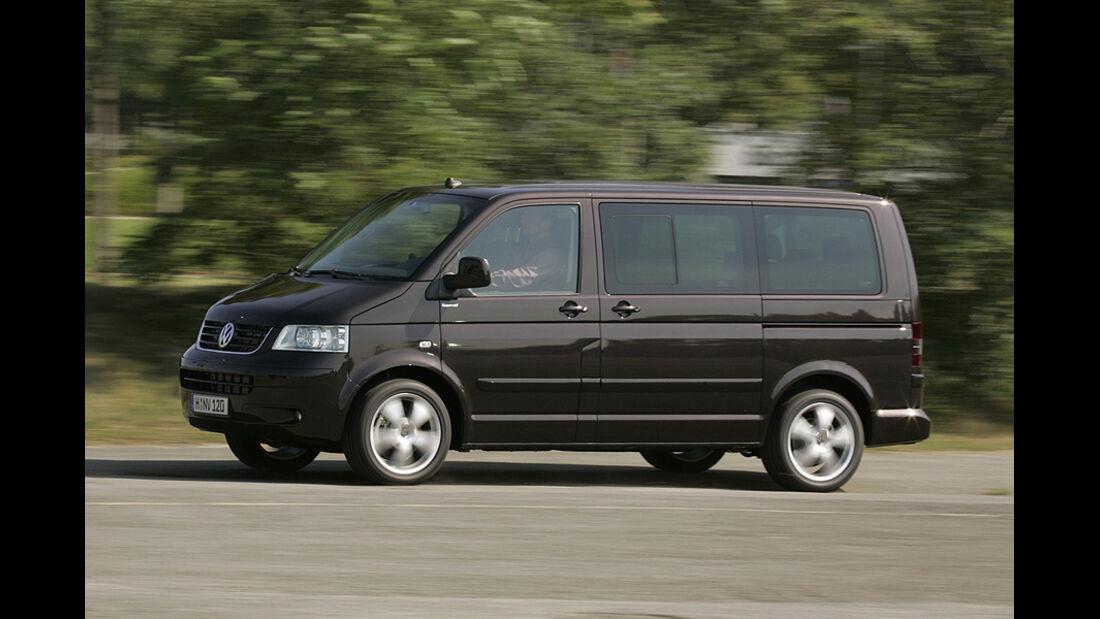 VW Multivan Seite