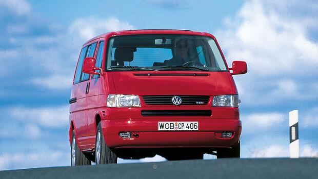 VW Multivan T4