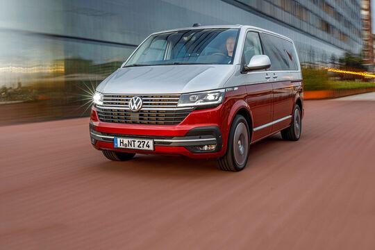 VW Multivan T6.1