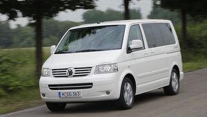 VW, Multivan, United, Sondermodell, 2009