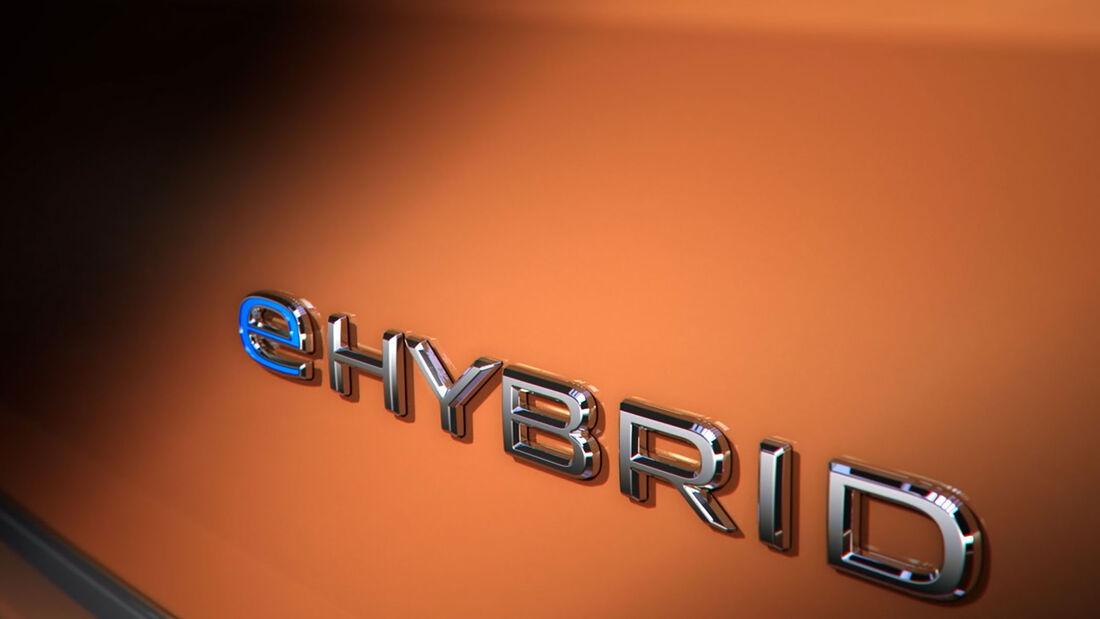 VW Multivan eHybrid