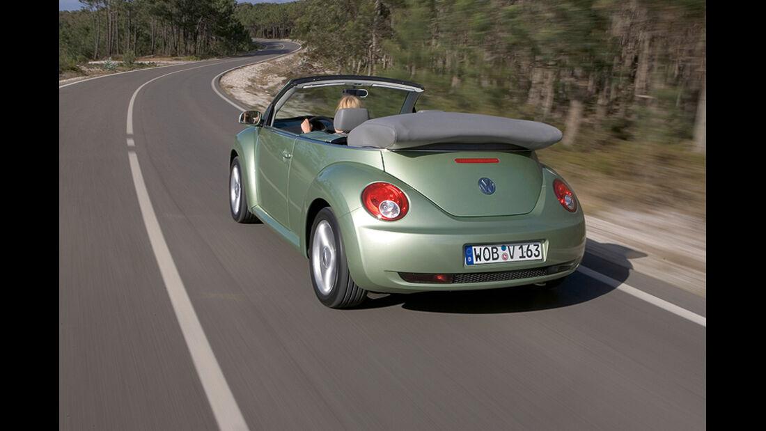 VW New Beetle Cabrio