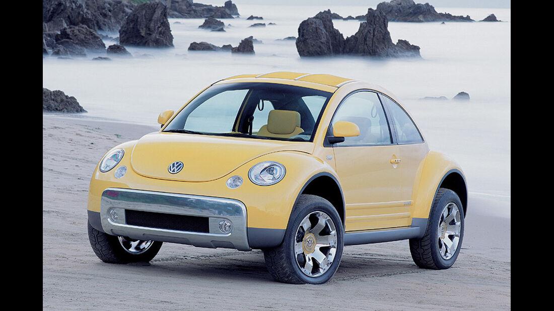 VW New Beetle Dune Concept