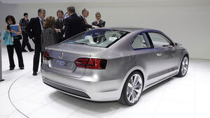 VW New Compact Coupe