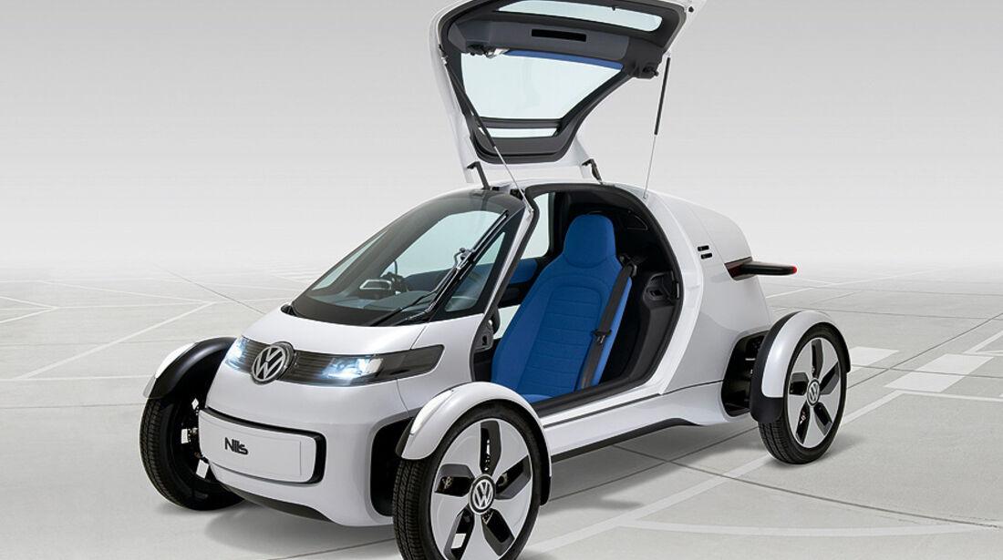 VW Nils, Front
