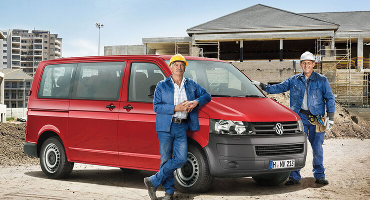 VW Original Transporter Kombi Sondermodell