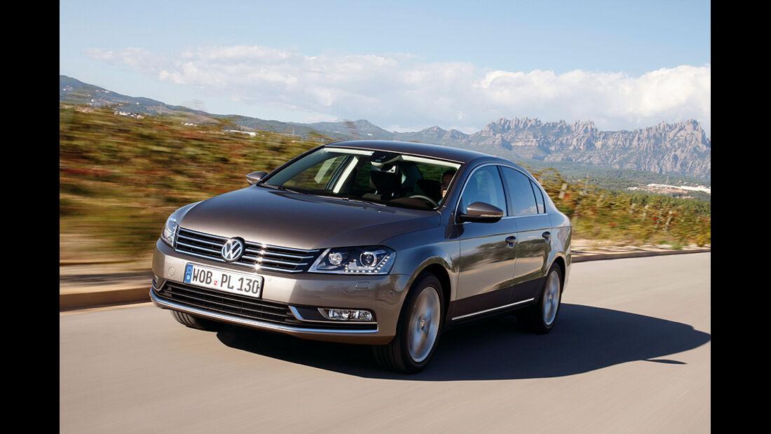 VW Passat 1.4 TSI, Eco-Fuel Erdgasantrieb, CNG