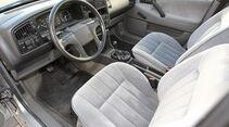 VW Passat 1.8 GL, Fahrersitz