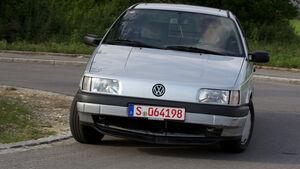 VW Passat 1.8 GL, Frontansicht