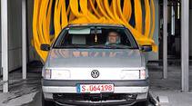 VW Passat 1.8 GL, Waschstraße, Front