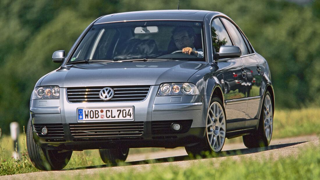 VW Passat 1.8T, Exterieur
