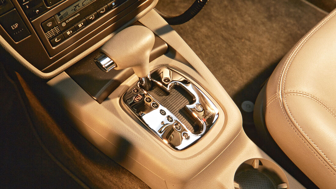 VW Passat 1.8T, Interieur