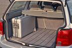 VW Passat 1.8T, Kofferraum