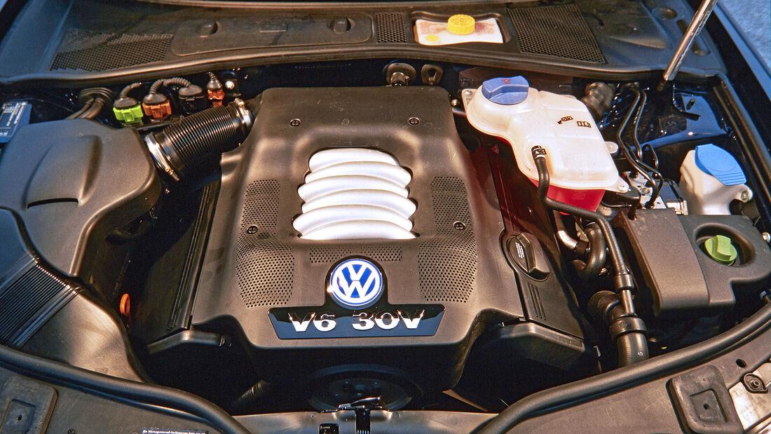 VW Passat 1.8T, Motor