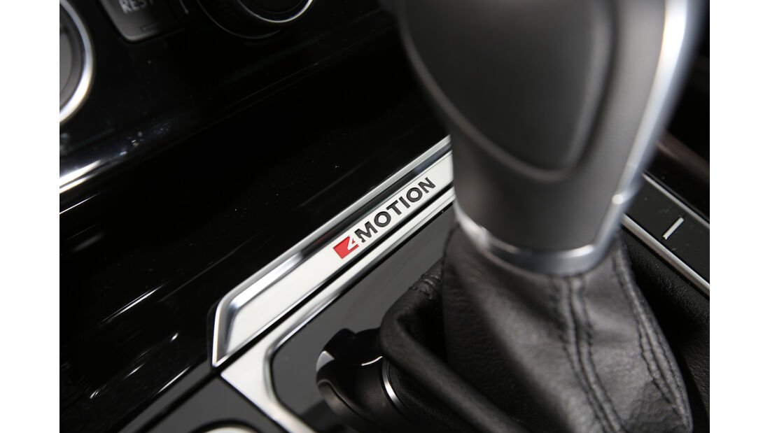 VW Passat 2.0 TDI 4Motion, Bedienelemente