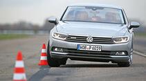 VW Passat 2.0 TDI 4Motion, Frontansicht, Salom