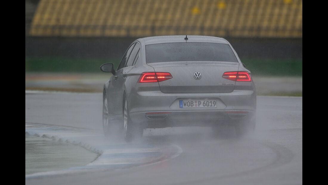 VW Passat 2.0 TDI 4Motion, Heckansicht