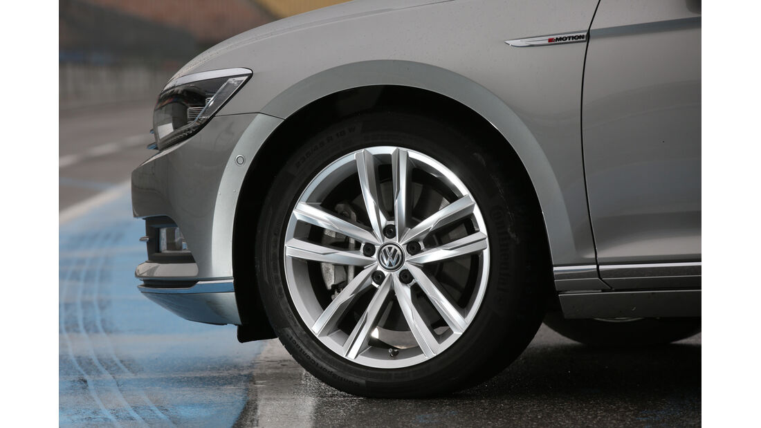 VW Passat 2.0 TDI 4Motion, Rad, Felge