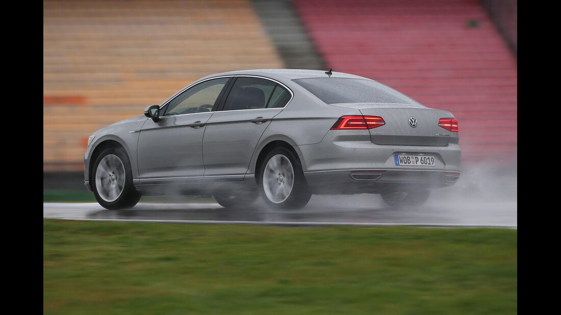 VW Passat 2.0 TDI 4Motion, Seitenansicht