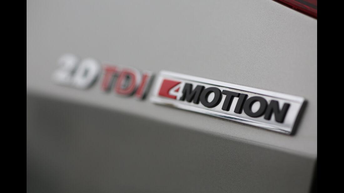 VW Passat 2.0 TDI 4Motion, Typenbezeichnung
