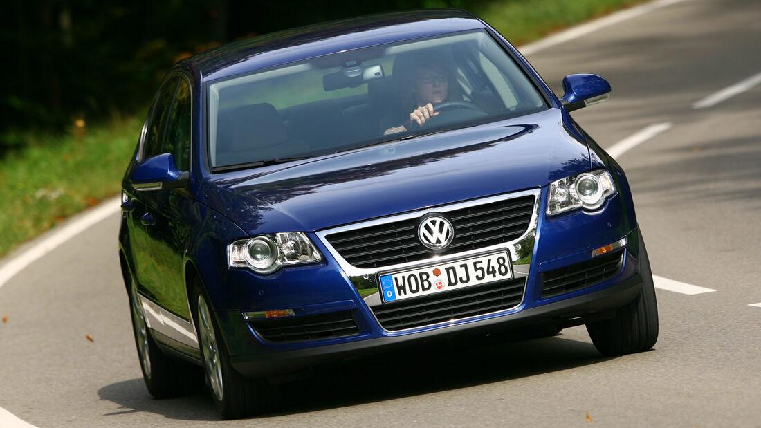 VW Passat 2.0 TDI, Frontansicht