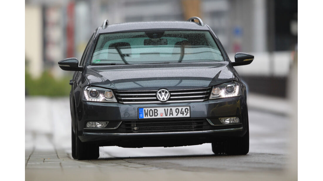 VW Passat 2.0 TDI Variant