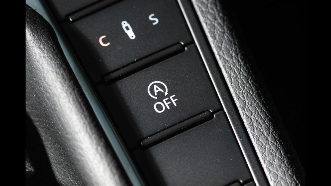 VW Passat 2.0 TDI Variant, Knopf