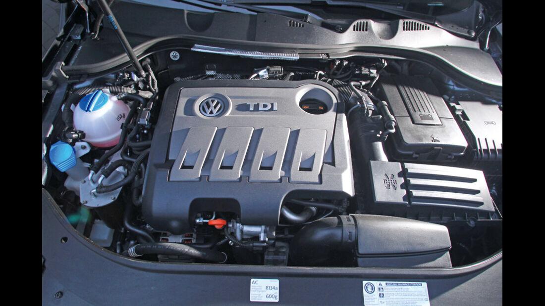 VW Passat 2.0 TDI Variant, Motor