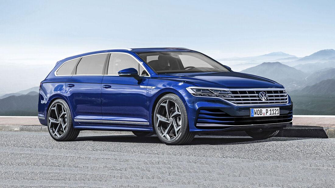 VW Passat 2023
