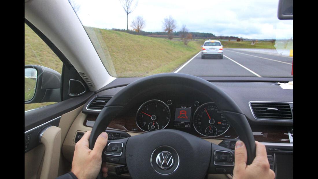VW Passat, ACC